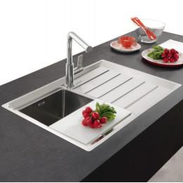 Раковина для кухні з нержавійки Franke Neptune Plus NPX 611 101.0068.368