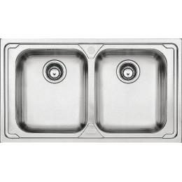 Двойная раковина для кухни Franke Logica LLX 620-79 101.0381.838