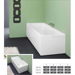 Ванна овальная Kolpa San Adonis 180x80см FS 570257