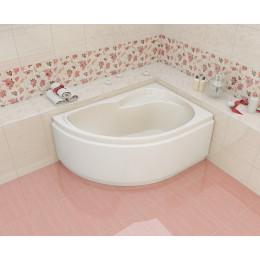 Маленька ванна Artel Plast Ярослава R 1500х1000 права YAROSLAVA