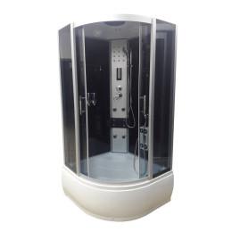 Гидромассажный бокс Atlantis AKL-100P(GR) 100х100х215см