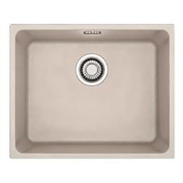 Врізна мийка для кухні Franke Kubus KBG 110-50 125.0502.838, колір бежевий