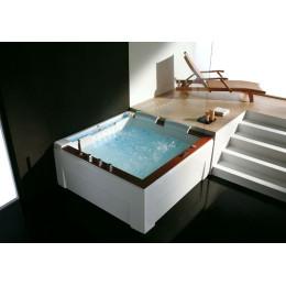 Гидромассажная ванна Golston G-U2607, 1910x1590x770 мм встраиваемая