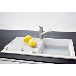 Гранитная мойка на кухню Franke Maris MRG 611 114.0306.816, цвет белый
