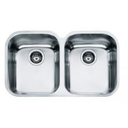 Подвійна мийка для кухні Franke Armonia AMX 120 122.0021.446