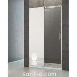 Душові двері Radaway Espera DWJ з дзеркальним склом 380495-01L
