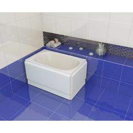Маленька ванна Artel Plast Голуба 120х70см GOLUBA, колір білий