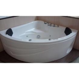 Ванна з гідромасажем та пневмо управлінням Appollo 154х154х69см AT - 1515 (код 002300)