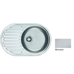 Раковина на кухні з нержавійки Franke Pamira PMN 611i 101.0255.790