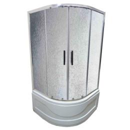 Душевой уголок 90х90 Veronis KV-3-90 XL стекло матовое