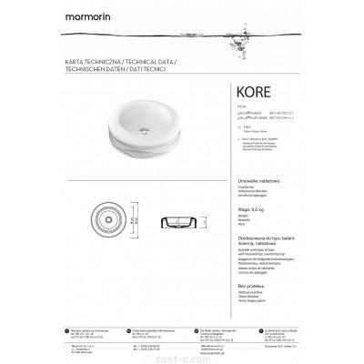 Marmorin Kore 490040020