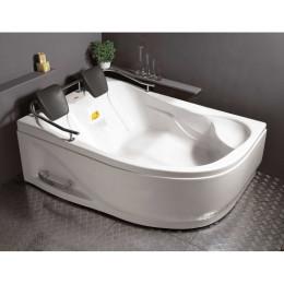 Двомісна ванна без гідромасажу Appollo 1800х1240х660 мм, ліва TS-0929 (код 024852)