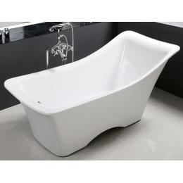 Сучасна дизайнерська ванна Atlantis 170x80 C-3013