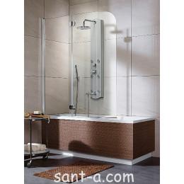 Шторки для ванны Radaway Eos PN 205101-101L