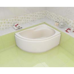 Маленька ванна Artel Plast Ярослава L 1500х1000 ліва YAROSLAVA