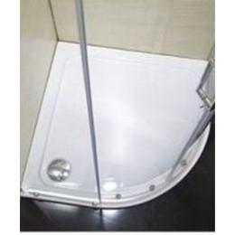 Напівкруглий самонесучий душовий піддон Eger TOKAI PUF 90х90х5см 599-07/2-5