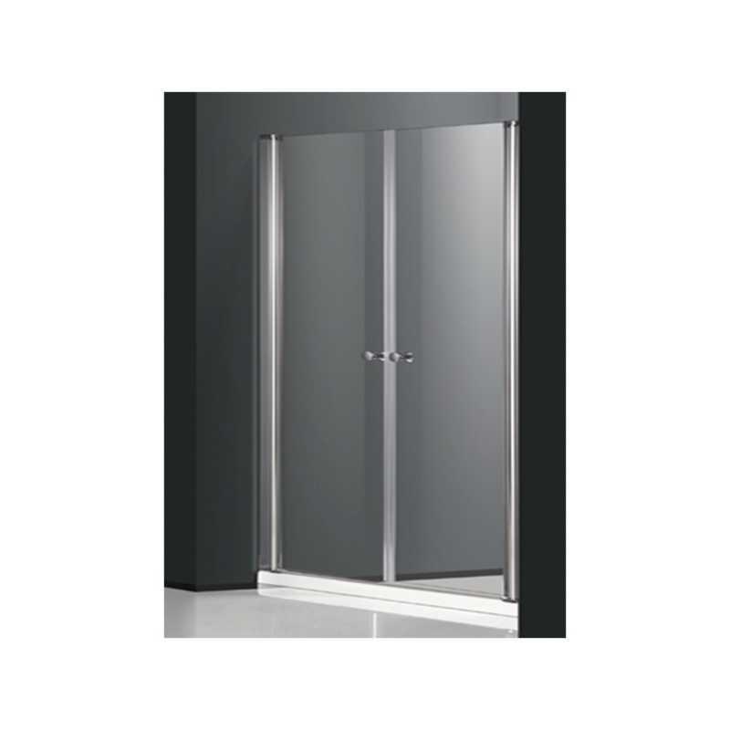 atlantis Душевая дверь Atlantis ACB-30-90 профиль хром/стекло прозрачное 90х190см